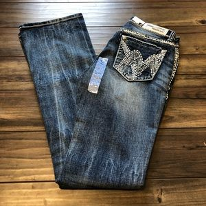 NWT Grace In LA Easy Bootcut Size 26 Style EB61069